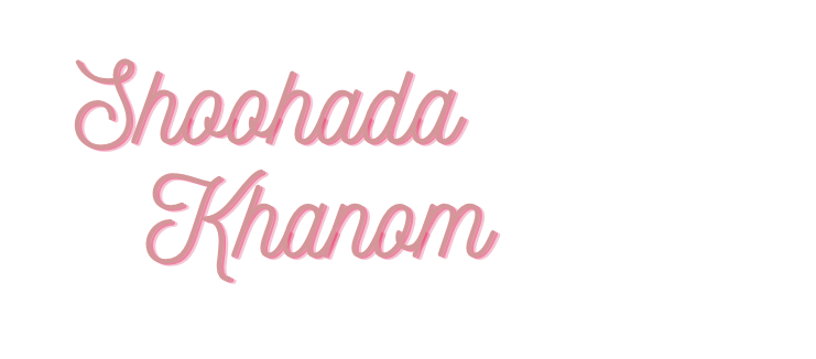 Shoohada Khanom